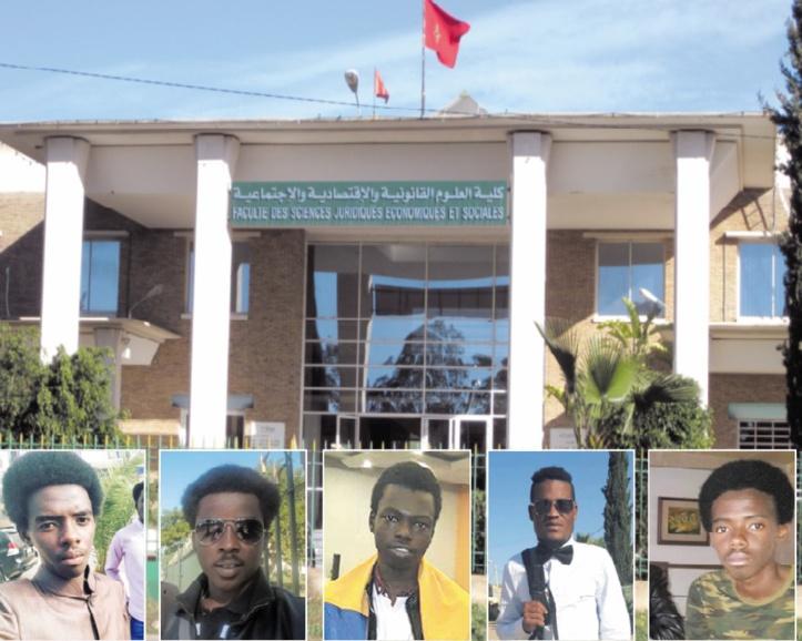 L'Université de Settat honore la mémoire de 5 étudiants africains décédés récemment