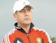 Abderrazak Hifti : Tout le groupe est prêt et j'espère que tout se passe bien d'ici là
