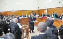 Les conditions d'un jugement équitable caratérisent le procès de Gdim Izik Satisfaction d'avocats de la défense