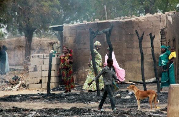 Trois tués et sept femmes enlevées dans une attaque de Boko Haram