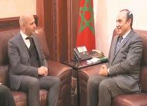 Le développement durable et l'environnement au centre d'entretiens entre Habib El Malki et une délégation parlementaire française