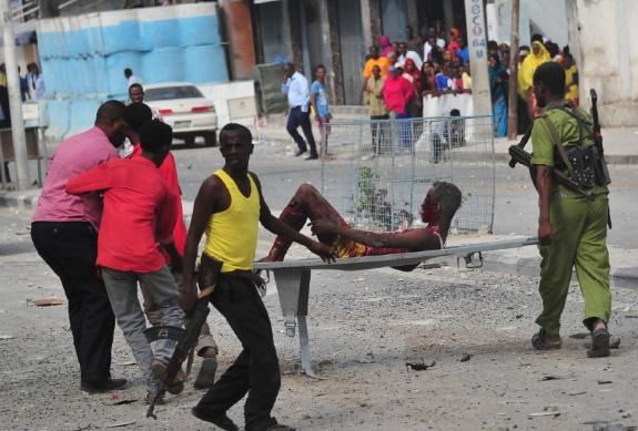 Les islamistes shebab attaquent une base militaire en Somalie