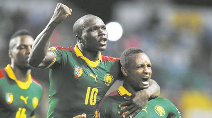 Le Cameroun au forceps