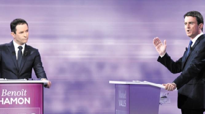 """L'aile droite du PS français revendique un """"droit de retrait"""""""