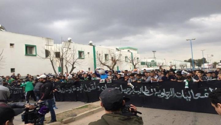 Des Rajaouis réclament le départ de Saïd Hasbane