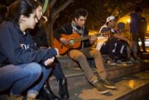 A Rabat, les musiciens  débarquent dans les rues
