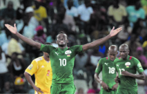 Le Burkina décroche le podium