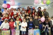Les bénéficiaires d'un  programme d'implantation cochléaire honorés