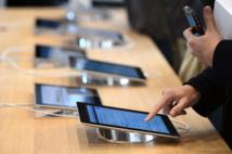 La crise du marché des tablettes se poursuit