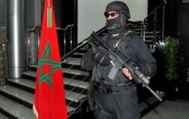 Sept terroristes présumés mis en détention à Salé