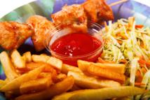 Des fast-foods contiennent des substances potentiellement nocives
