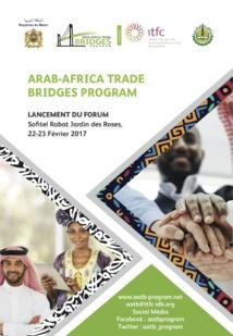 Lancement du programme Arab-Africa Trade Bridges