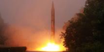 Pyongyang tire un missile balistique