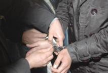 Arrestation d' un dangereux dealer à Khouribga