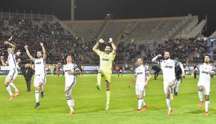 Une manche sans souci pour les grosses écuries de la Serie A