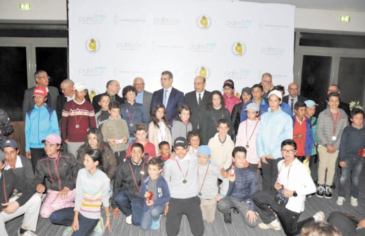 Première étape marocaine du Pro Golf Tour Allemand
