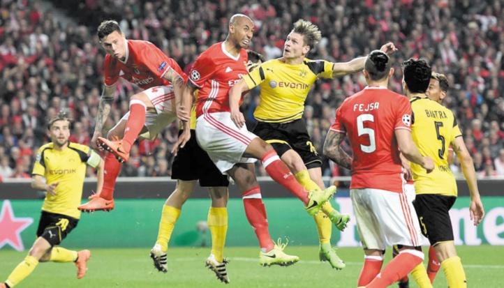 Barcelone bouffée par Paris : Benfica assure le strict minimum