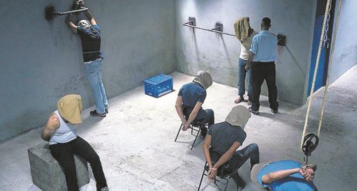 Un cinéaste palestinien soigne le trauma d'ex-détenus à travers son film