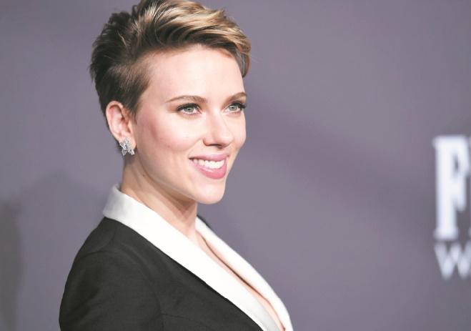Scarlett Johansson :  La monogamie n'est pas naturelle