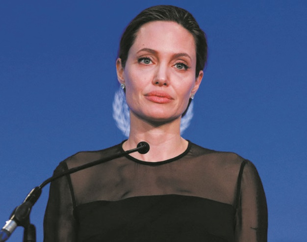 Angelina Jolie cynique et manipulatrice ?