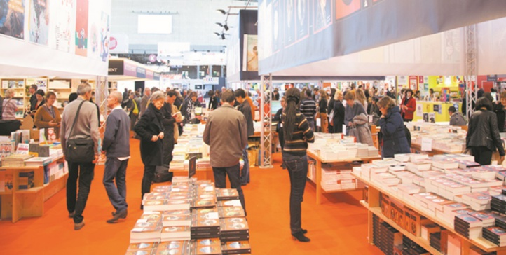 Le Maroc invité d'honneur du Salon du livre de Paris