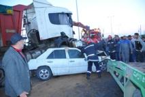 Le facteur humain à l'origine de plus de 80% des accidents de la route