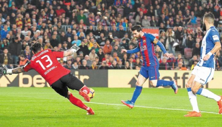 Messi élude la crise au Barça