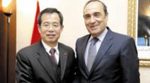 Formation d'un groupe d'amitié Maroc-Chine à la Chambre des représentants