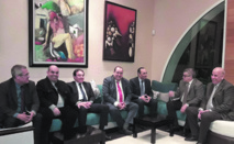 Abdellatif Abid nommé consul honoraire  de Russie à Agadir