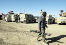 Les forces irakiennes sont entrées dans l'aéroport de Mossoul