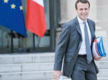 Emmanuel Macron : Enigmatique candidat  à la présidence française