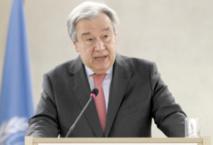 Le chef de l'ONU dénonce la montée du populisme