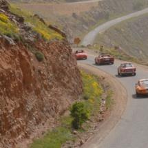 Agadir à l'heure du Rallye des princesses