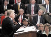Donald Trump veut une réforme de l'immigration au mérite