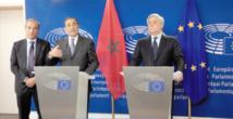 Habib El Malki et Antonio Tajani
