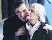 François et Penelope Fillon, de la discrétion aux projecteurs judiciaires