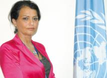 La Marocaine Najat Rochdi nommée représentante spéciale adjointe d'Antonio Guterres