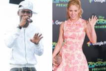 Shakira et Black M en duo