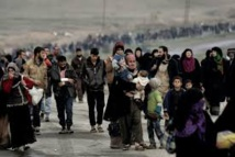 Plus de 45.000 déplacés par la bataille de l'ouest de Mossoul