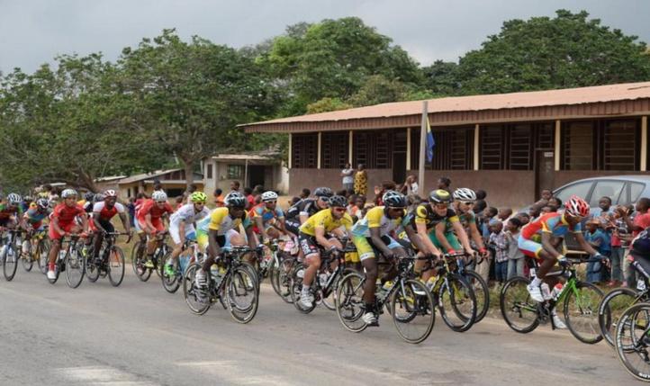 Le Maroc sacré par équipes à la Tropicale Amissa Bongo de cyclisme