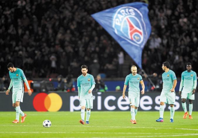 Barça-PSG: Après le désastre, l'alignement des astres ?
