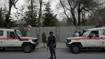 Le principal hôpital militaire d'Afghanistan attaqué à Kaboul
