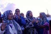 """Une chaîne de solidarité  virtuelle pour dire """"stop  à la séquestration des femmes des camps de Tindouf"""""""