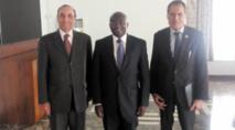 Habib El Malki s'entretient avec de hauts responsables ghanéens à Accra
