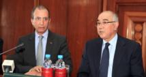 Mohamed Hassad et Charki Draiss  s'enquièrent des projets lancés dans le Sud