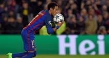 "Neymar  L'homme de  la ""remuntada"""