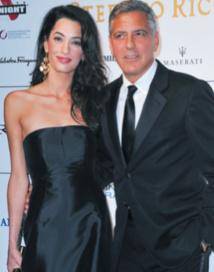 Amal Clooney parle  de son mariage