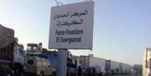 Rumeurs insistantes sur un retrait imminent des milices du Polisario de Guerguarate