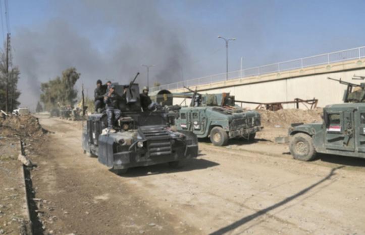 Nouveau revers essuyé par l'EI à Mossoul