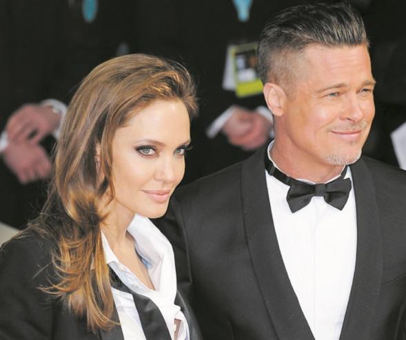 Angelina Jolie et Brad Pitt : Un tatouage et des regrets